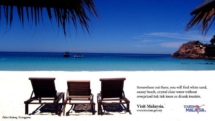 why tourist like to visit malaysia