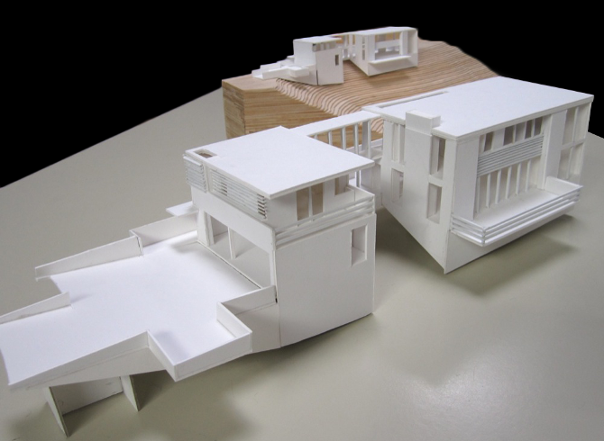 Architectural Study Models Previous Next